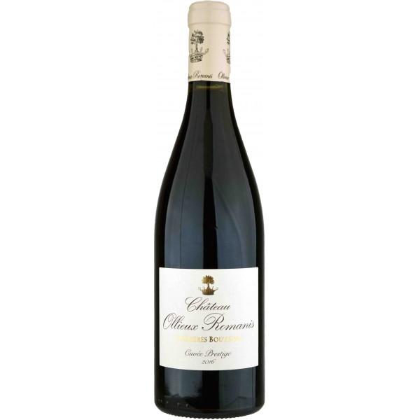 Château Ollieux Romanis 2016 Prestige