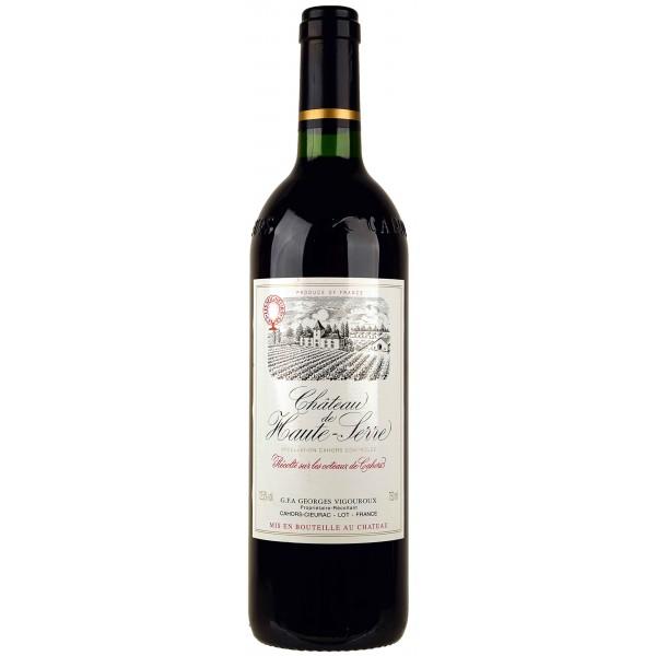 Château de Haute-Serre Grand vin de Cahors 1997