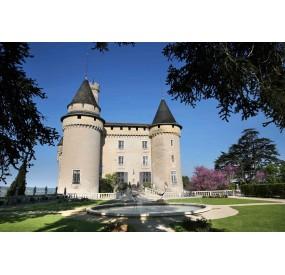 Grand château cahors