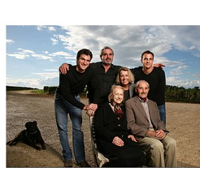 Famille Grassa, tariquet