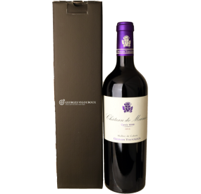 Château de Mercuès 6666 2016 + étui cadeau