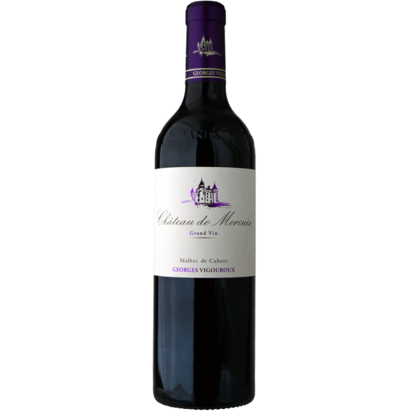 Château de Mercuès 2017  Grand vin de Cahors