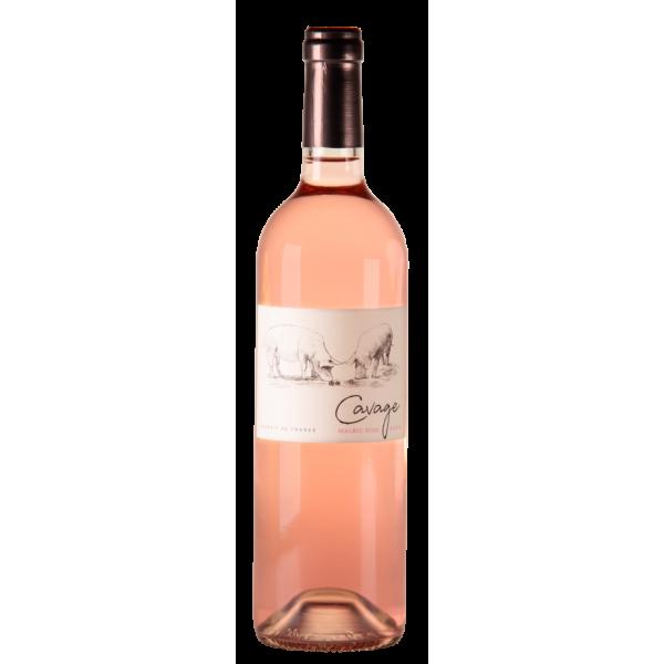Cavage Malbec rosé GEORGES VIGOUROUX