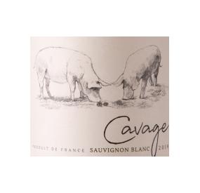 Cavage 100% sauvignon by Georges Vigouroux
