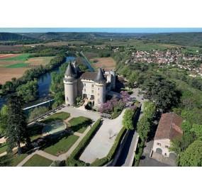 Château de Mercuès - Grand vin de Cahors