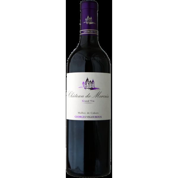 Château de Mercuès 2018  Grand vin de Cahors