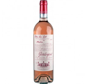Gouleyant rosé 2015