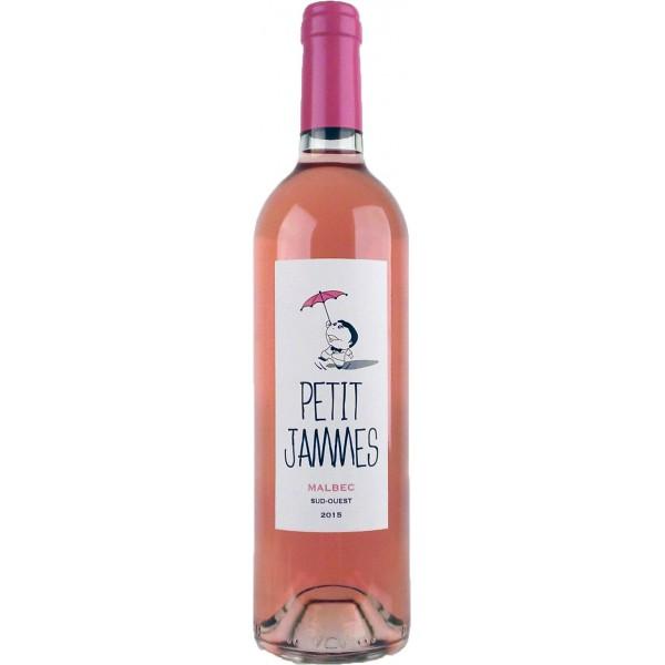 Petit Jammes rosé 2014