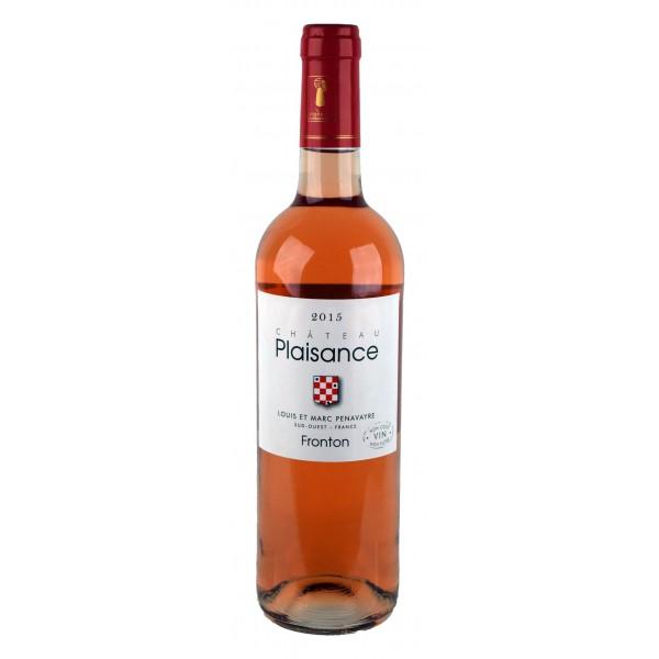 Château Plaisance Rosé 2015