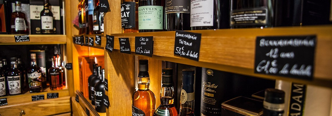 Spiritueux & liqueurs : apéritifs, digestifs en ligne - Atrium Vigouro