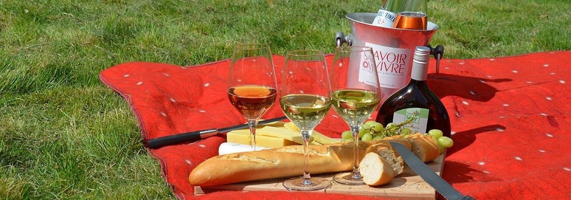 Nos vins pour le pique-nique