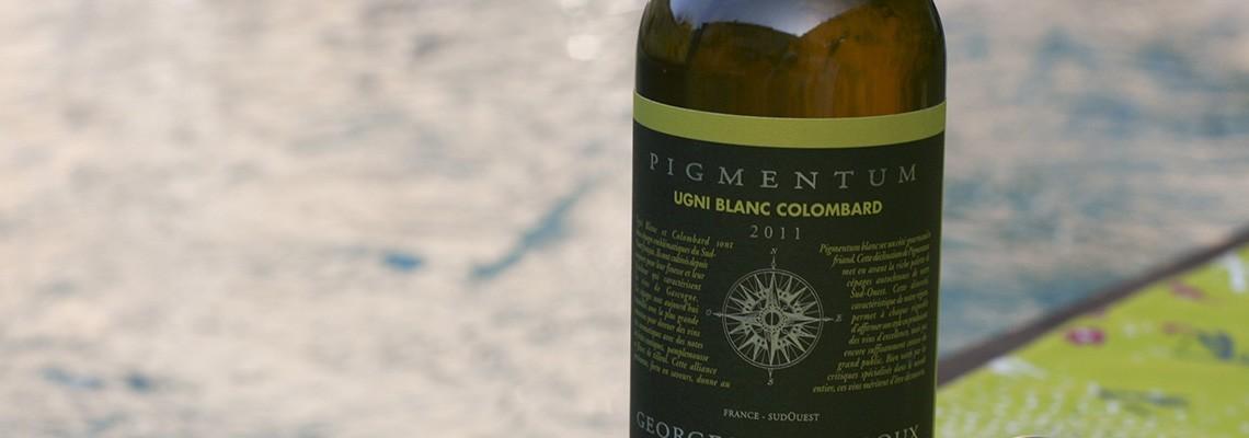 Sélection de vins de cépage Colombard